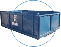 Roll Off Containers Icon