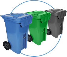 Recycling Equipment Icon